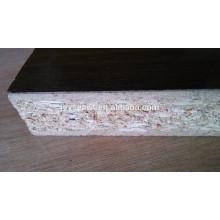 Panel de partículas de melamina E2 de 18mm para mueble de cocina
