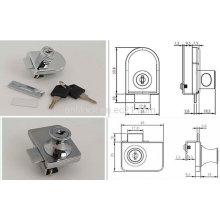 Lock, Furniture Lock, Glass Door Lock Al-408, Al-417