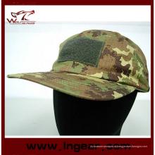 Chapéu e boné do esporte de algodão personalizado tampão dos esportes
