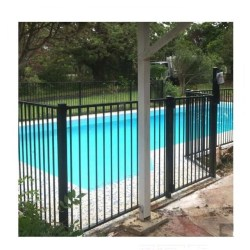 Easy Assembly Swimming Pool Metal Fence