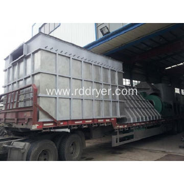 Environmental Protection Cassava Flash Dryer for Cassava Processing