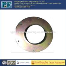 Arandela plana de estampado de acero personalizado con agujeros de montaje