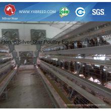 Южноамериканский Автоматический курица птицы Оборудование для несушек и бройлеров