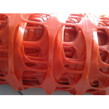 PE Mesh for Warning 1mx50m Orange