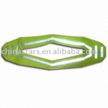 EN471 faixa de segurança reflexiva de aquecimento de alta visibilidade