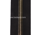 Metal Closed End 3 Inch Zippers for Clark