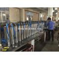 100QJ1205-1.1 irrigação agrícola trifásico Alto desempenho latão / ferro tomada profundo poço bomba submersível elétrica
