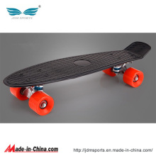 Manufacturer Supply Colored Truck Plastic Penny Skateboard for Kids