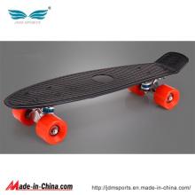 Manufacturer Supply Colored Truck Plastic Penny Skateboard for Kids