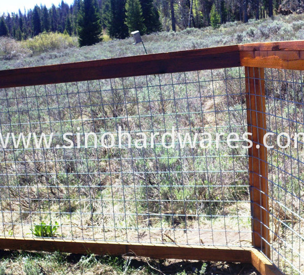 welded wire mesh panels
