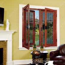 Aluminum Alloy Doors And Window/Aluminium Casement Windows With Mosquito Net