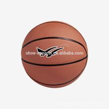 baloncesto de goma inflatabie