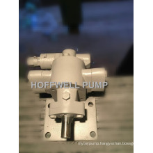 CE Approved with ZINC Priming Colof of KCB83.3 Gear Pump