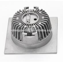 Extrusión del disipador de calor de la fábrica