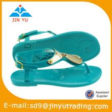 2015 pvc sandals