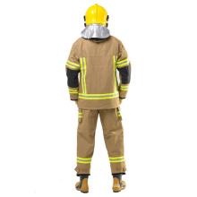 Uniforme padrão EN469 para bombeiro