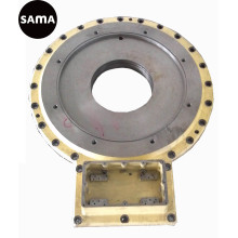 OEM Iron Sand Casting for Flange with Machining and Painting