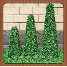Arbustos de relva interior e exterior para decoração