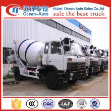 CHUFENG BRAND 4x2 6 Kubikmeter Betonmischer LKW zum Verkauf