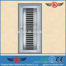 JK-SS9006 conception robuste extérieure extérieure extérieure porte d'écran en acier à vendre