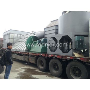 flash dryer for plaster/gypsum dryer/gypsum powder dryer