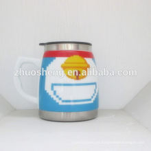 taza de cerámica de necesidad diaria