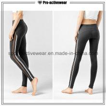 OEM 2016 de alta calidad de secado rápido estiramiento Fitness jogging mujeres yoga pantalones