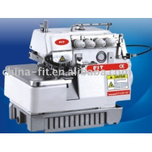 4-Thread High Speed Overlock Sewing Machine (FIT747F-XT) Edge Cover Machine