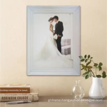 Advantage price white picture frame wall hanging