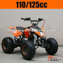 Atv Quad de 125cc con reversa (disponible Manual/automático)
