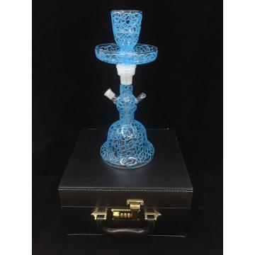 Chaleira de cigarro de água de tubulação única pequena e de alta qualidade
