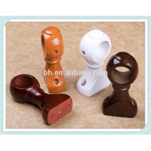 4x4 декоративные деревянные столбы угловые полки