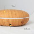 2018 Alibaba Best Seller 400ml Unique Diffuser Pormo Gift Car Room Air Freshener Wooden Grain Essential Oil Aroma Diffuser