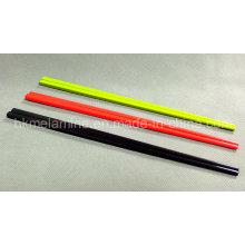 27cm Bougies colorées en mélamine de haute qualité (CH003)