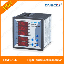 Three Phase Multi-Function3a+3V+Hz+Cos Digital Meter, Panel Meter