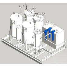 filtros de aire precisos generador de nitrógeno uso del filtro