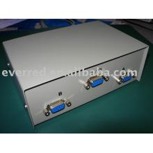 DB9 2Port Manual Data Switch