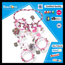 Beauty girl toy fashion DIY bead