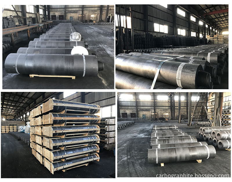 RP 300mm Graphite Electrode for Steel Plant Iran graphite-electrode-manufacturers