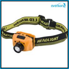 Importé CREE T6 / XPE 3 tête d'éclairage légère tête de pêche lampe de pêche