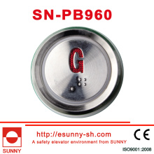 Heavy Duty Elevator Push Button (CE, ISO9001)