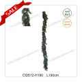 6FT Plastic Craft Artificial Christmas Decoration for Holiday Decoration