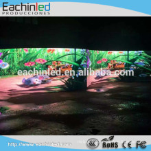 high brightness flexible full color P5 outdoor LED screen price/ hd video display panel for rental