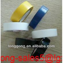 Color pvc electrical tape