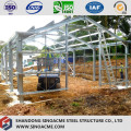 Ev ve Ofis için Prefabrike Hafif Çelik Yapı Binası
