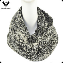 Winter Acrylic Knitted Men′s Neck Scarf