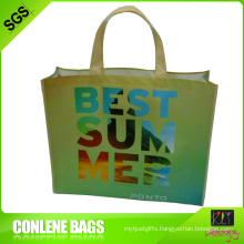 PP Nonwoven Tote Bag with Printing (KLY-PN-0219)