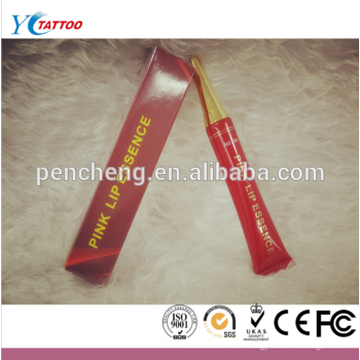 Faster healing recovery of tattoo makeup red lips cream