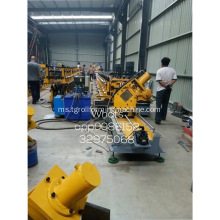 Berkualiti tinggi Metal u purlin Roll Forming Machine
