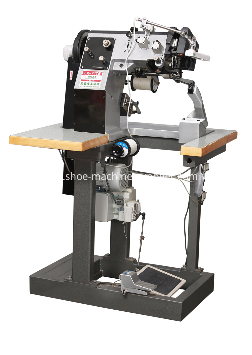 Heavy Duty Leather Sewing Machine